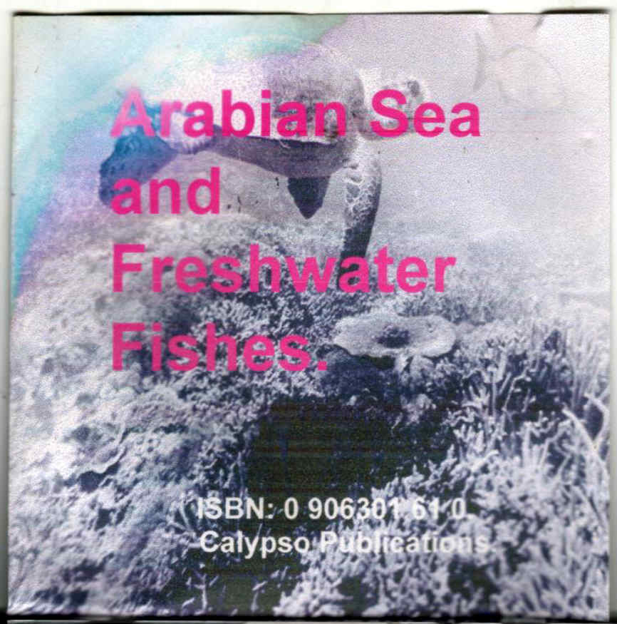 Arabian sea and freshwater fishes
