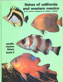 The Fishes of California and Western Mexico